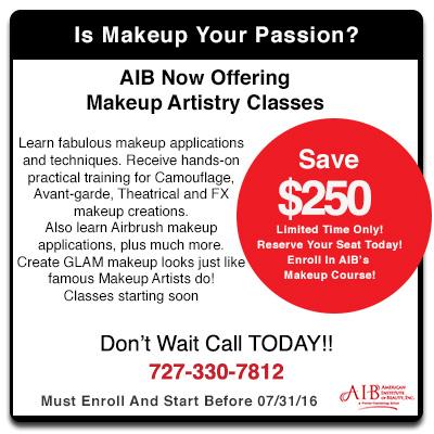 May 2016 Makeup Course Coupon