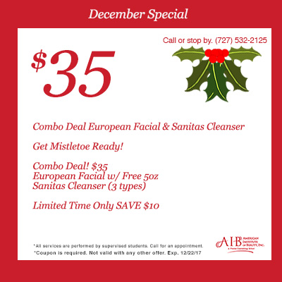 December Salons Special