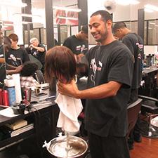 AIB Barber Student