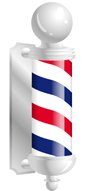 Barber Pole - Barber Salon Specials & Promotions