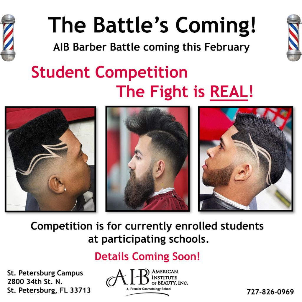 Barber Battle 2018