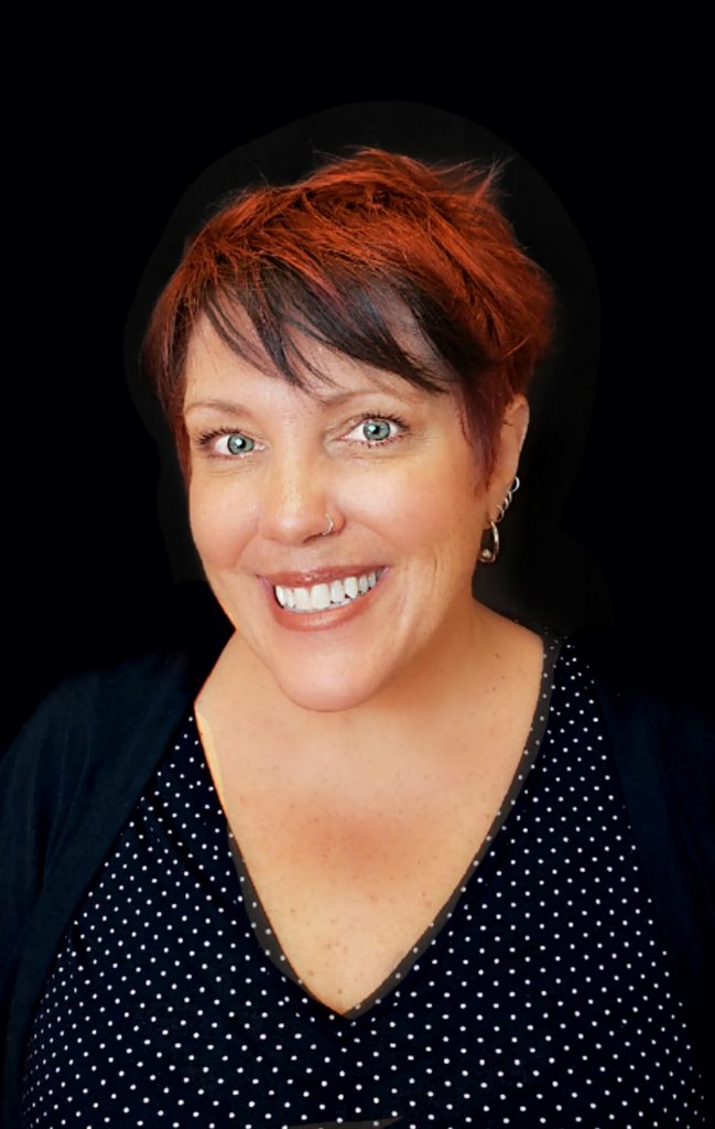 Headshot of Jenifer Rodgers.